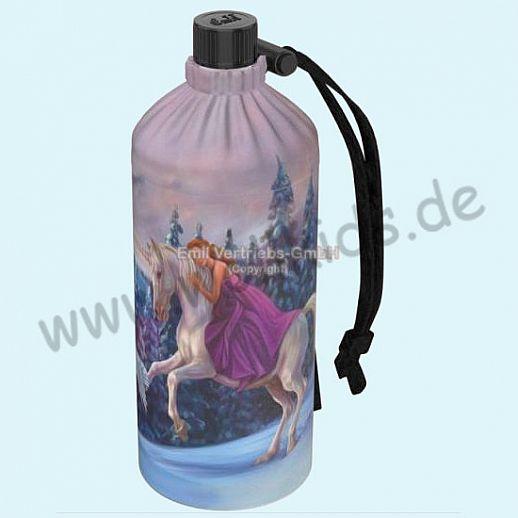 NEU: Emil die Flasche - Eisprinzessin 0,3l oval oder 0,4l oder 0,4l Weithals