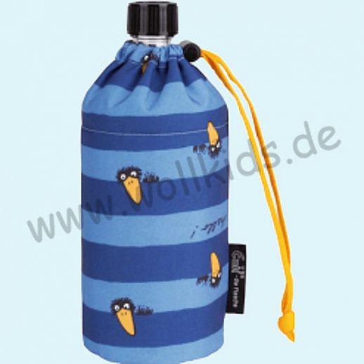 NEU: Emil die Flasche - Rabe blau