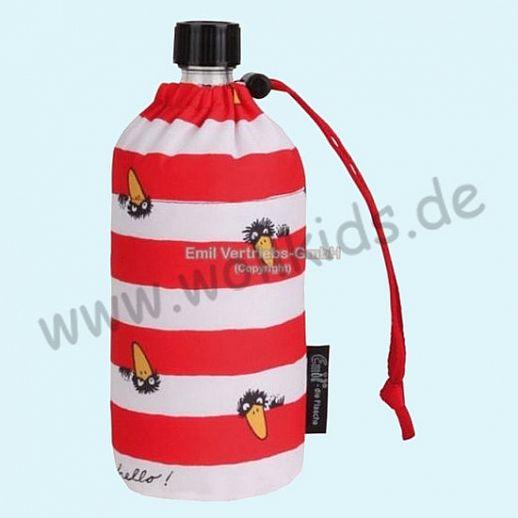 NEU: Emil die Flasche - Rabe rot