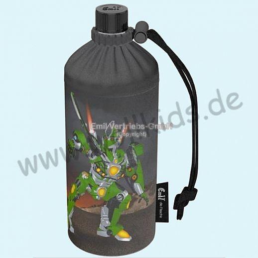NEU: Emil die Flasche - Robots 0,3l oval oder 0,4l oder 0,4l Weithals