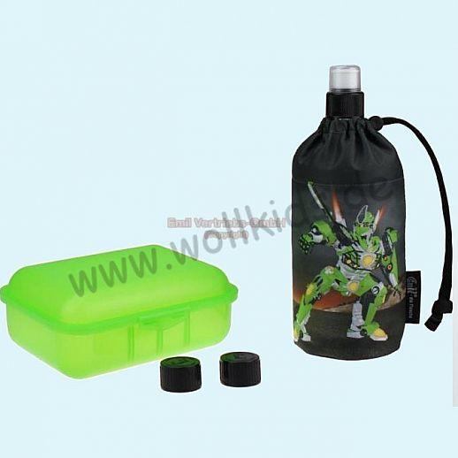 Geschenkset: Emil die Flasche - Robots