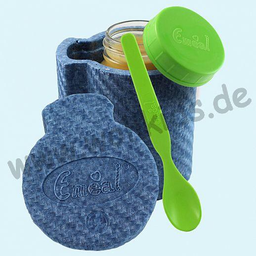 Emil die Flasche - EMEAL® - Babyglas mit Thermobecher & Löffel - bis zu 6 Stunden warm