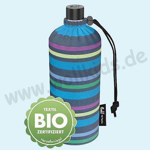 Emil die Flasche - Pastello BIO - 0,3l oder 0,4l oder 0,6l BIO BAUMWOLLE ORGANIC
