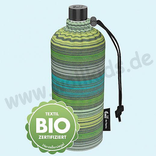 Emil die Flasche - Spring BIO - 0,3l oder 0,4l oder 0,6l BIO BAUMWOLLE ORGANIC