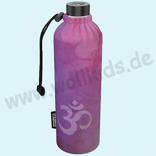 Emil die Flasche - WEITHALS Trinkflasche 0,75l Lotus