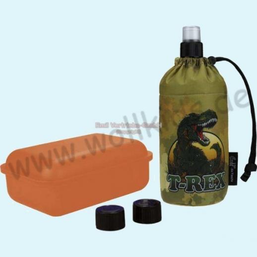 NEU!! Geschenkset: Emil die Flasche - T-Rex - Dinosaurier - Dino