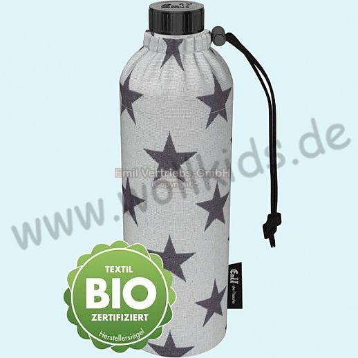 Emil die Flasche - WEITHALS Trinkflasche 0,75l BIO Sterne