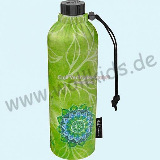 Emil die Flasche - WEITHALS Trinkflasche 0,75l Spirit grün