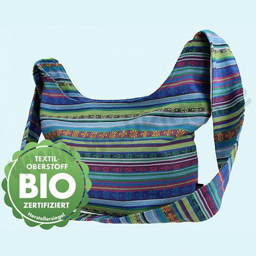 EMIL ZipBag - Tasche - große Handtasche BIO AZTEK