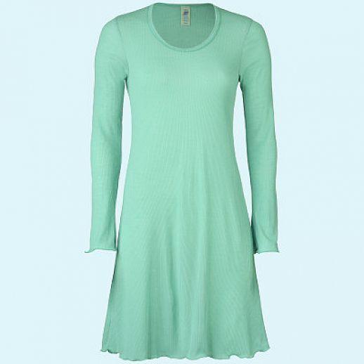 ENGEL: Engel Damen Nachthemd WS gletscher Wolle Seide BIO