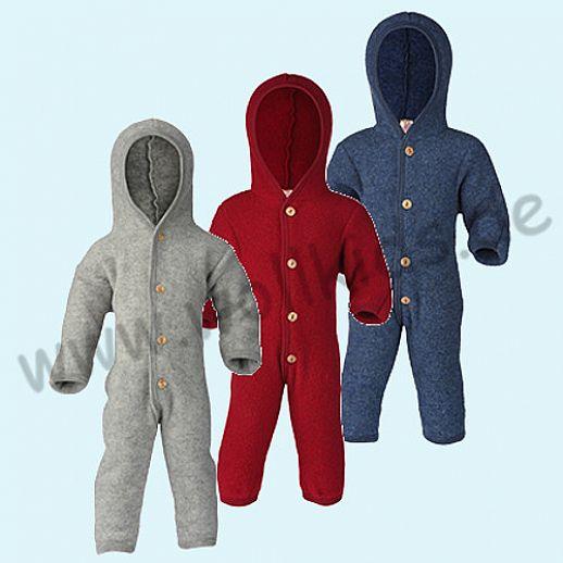 NEU: Engel Wollfleece Overall kbT Merino-Wolle Einteiler Anzug Merinowolle Fleece
