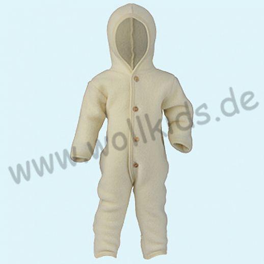 Engel Wollfleece Overall kbT Merino-Wolle Einteiler Anzug Merinowolle Fleece