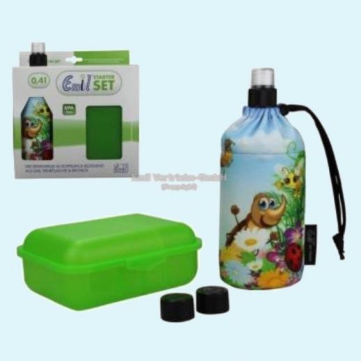 Geschenkset: Emil die Flasche - Beetles - so süß - Neues Design