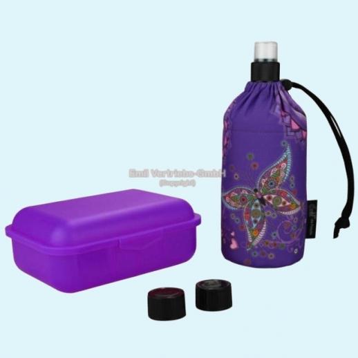 Geschenkset: Emil die Flasche - Butterfly - Schmetterling