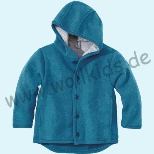 NEUE Farben: Disana Walkjacke Jacke - kbT Schurwolle - Winterjacke