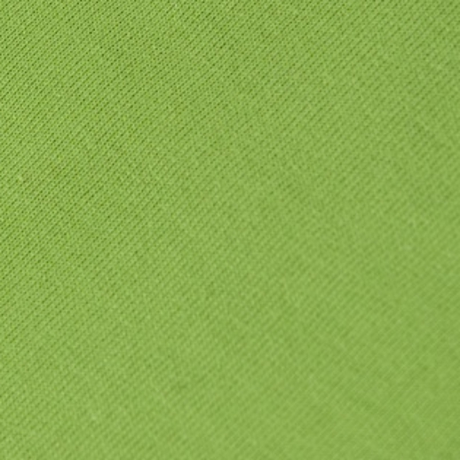 Jersey - uni kiwi - 100% Baumwolle - genialer Kombijersey