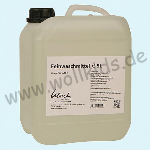 Feinwaschmittel Ulrich natürlich Feinwaschmittel 5l Kanister - für Wolle & Seide