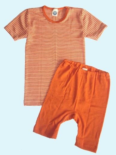 Kinder-Bermuda - Schurwolle - kbT - Shorts Cosilana Wolle Seide ... 4b481ef8f0