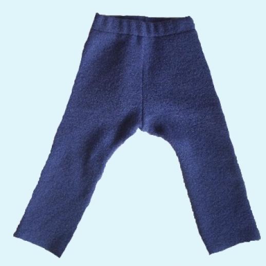 Leggin / Longie blau Walklongie
