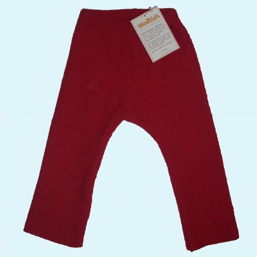 Leggin / Longie rot Walkhose