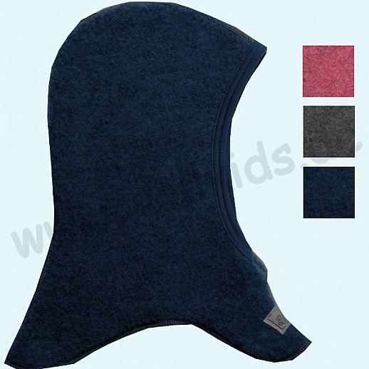 NEU: Lilano - Sturmhaube - Schlupfmütze Wolle Seide verschiedene Farben