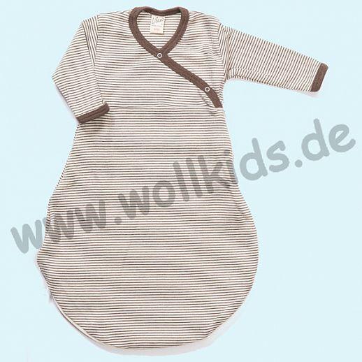 100% authentisch hohes Ansehen schönes Design LILANO - Wickelsäckchen - Schlafsack mit Ärmeln - Langarm ...