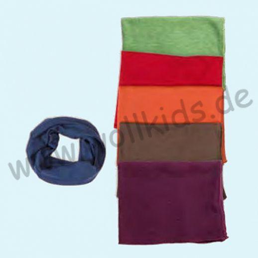 Genial: Lilano - Schlauchschal - Loop - Wolle Seide - viele Farben