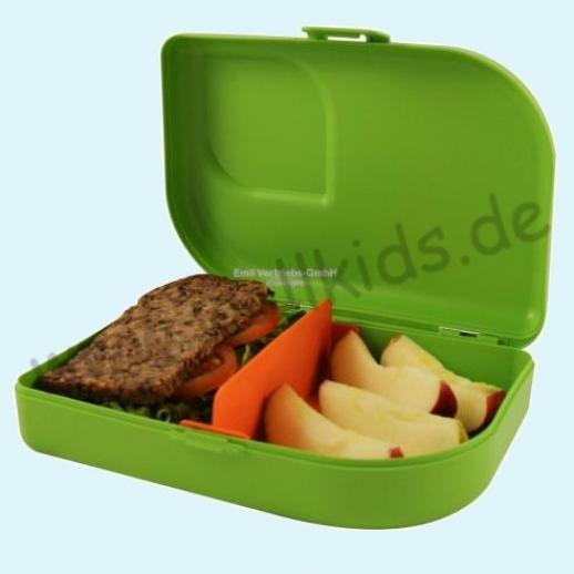 NANA Plastikfreie Brotdose Brotbox aus nachwachsenden Rohstoffen
