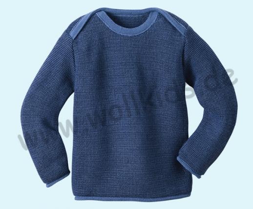 Was Ist Schurwolle disana melange pullover 100 kbt schurwolle gots babypulli