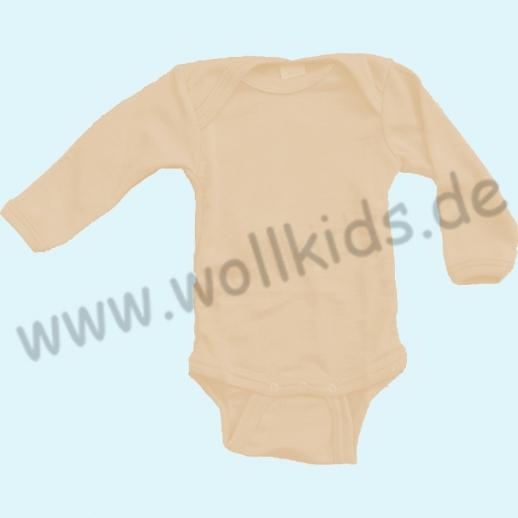 NEU: Engel Baby Body Wolle Seide kbT BIO Organic natur