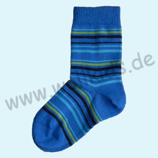 NEU Grödo Süße Kinder-Socken Ringel kbA BW BIO Organic