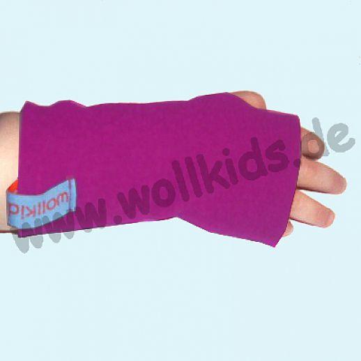 Walk-Pulswärmer für Baby & Kind - ökologisch - warm - weich - pink