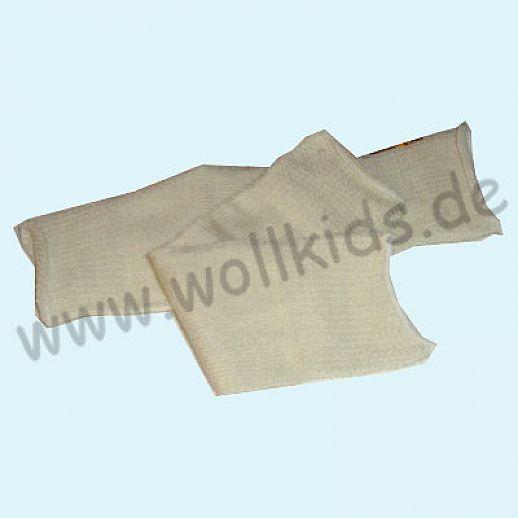 Baby-Pulswärmer - Wolle/Seide