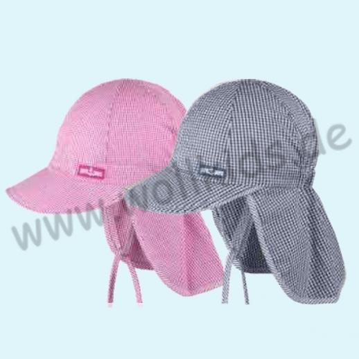 NEU: UV Schutz Mütze mit Nackenschutz und Schirm UV Schutz PurePure