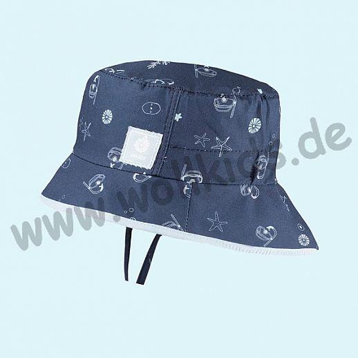 NEU: UV Schutz Mütze Hut - Sonnenschutz - für Jungs - schön und praktisch
