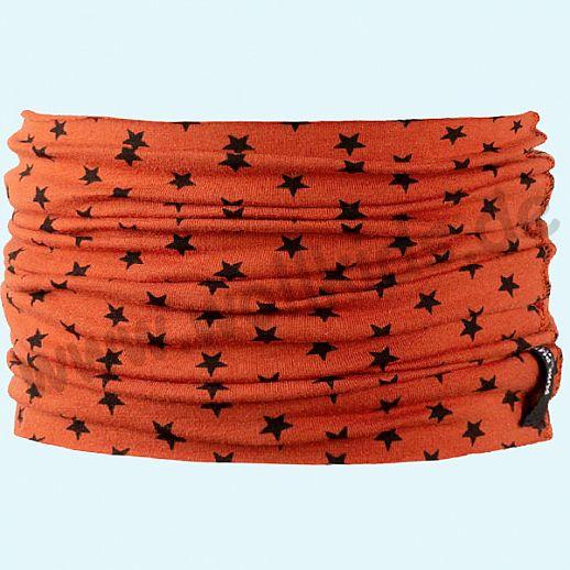 NEU: Sonnenschutz Mütze miNEU: Sonnenschutz Schlauchschal mit UV Schutz UPF 20-25 - passend zur Beanie - terracotta Sternet UV Schutz UPF 20-25 - Beanie - terracotta Sterne