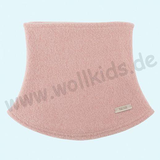 PURE PURE by Bauer: Schal, Halssocke, Schlupfschal Schal kbT Schurwolle Wollfleece rose
