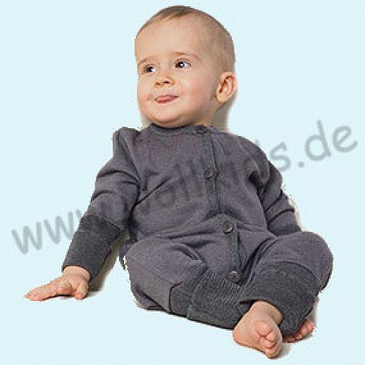Reiff - Overall -Schlafanzug - Schurwolle kbT Merinowolle Seide Frottee weich & warm