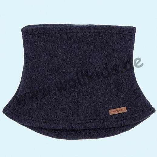 PURE PURE by Bauer: Schal, Halssocke, Schlupfschal Schal kbT Schurwolle Wollfleece jeans
