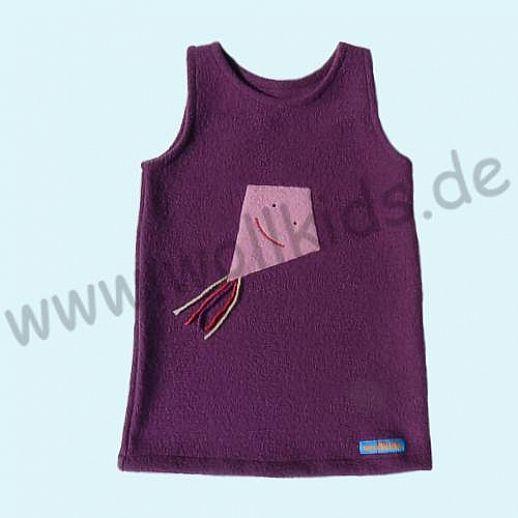 Walk-Kleid Kleid lila Herbstdrache Drache altrosa