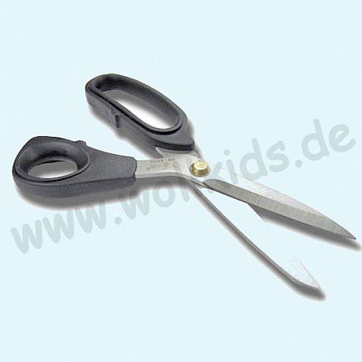 XSOR - Stoffschere groß - 21cm - für Stoff & Leder - Edelstahl - super Qualität