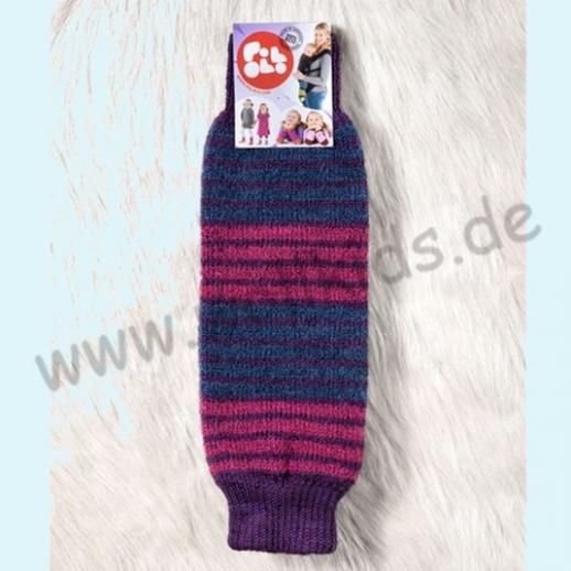 POLOLO: LEG ARM WARMER Beinstulpe Armstulpe Pulswärmer Stulpe kbT BIO Schurwolle