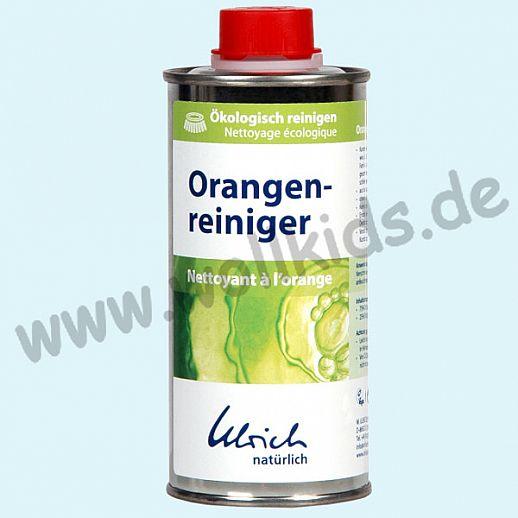 Orangenreiniger - Ulrich natürlich, 250ml - natürliche Terpene der Orange