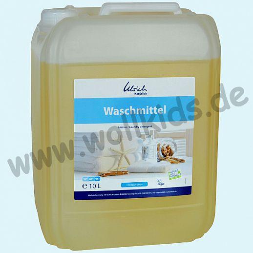 Ökologisches Waschmittel von Ulrich natürlich - 10 Liter Kanister