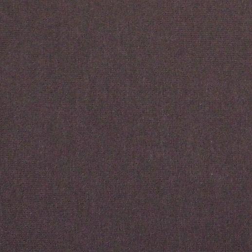 Jersey - uni schoko - 100% Baumwolle - toll kombinierbar