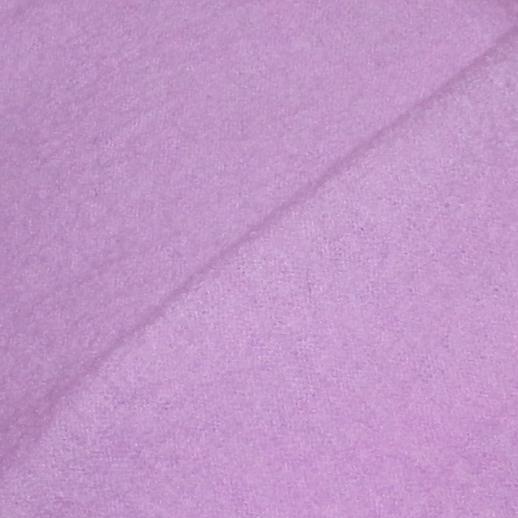 Hochwertiger Walkstoff - 100% Schurwolle - flieder aus Italien
