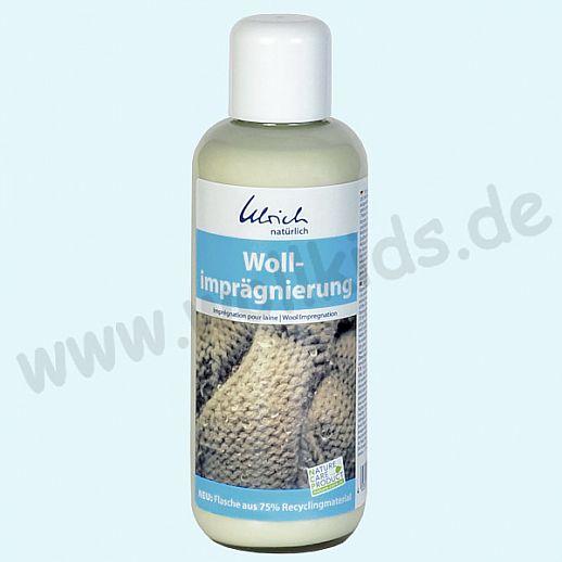 Wollimprägnierung - Ulrich natürlich - Lanolin Wollkur für Walkjacken, Windelhosen, Walkjacken