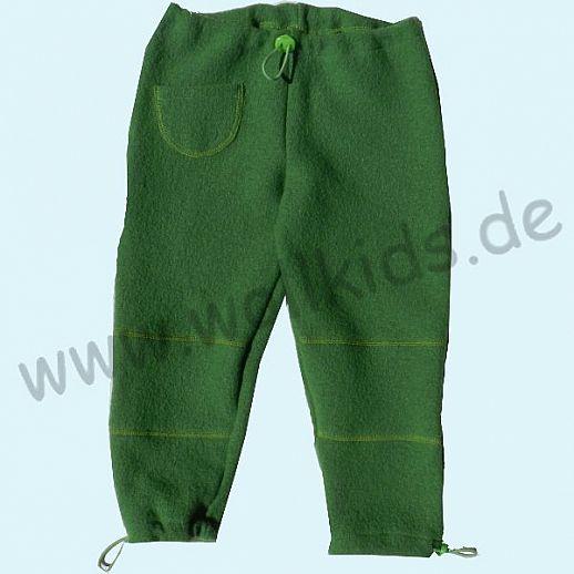 NEUES MODELL: Walk Hose Gras Grün - verstellbare Bündchen - verstärkte Knie & Po