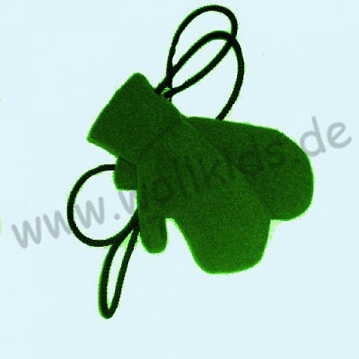 WOLLKIDS Walk-Handschuhe Walk Ökowalk gras grün - Handschuhe die an der Hand bleiben!!