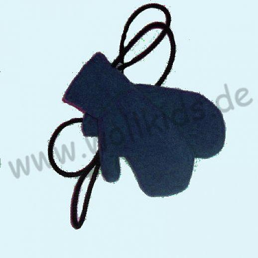 WOLLKIDS Walk-Handschuhe Walk Ökowalk marine - nachtblau- Handschuhe die an der Hand bleiben!!